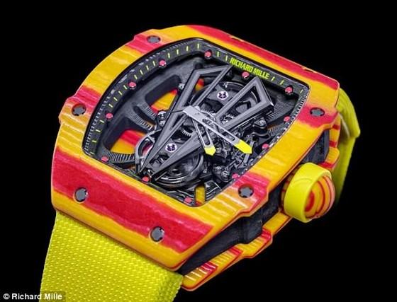Rafael Nadal: Từ chiếc đồng hồ 540 ngàn Bảng đến giới hạn thời gian ảnh 1