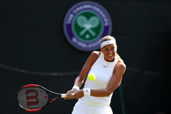 Wimbledon 2018: Sharapova, Kvitova bị loại ngay ở vòng 1 ảnh 1