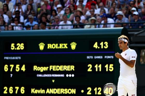 Wimbledon 2018: Địa chấn ở London – Nhà Vua Federer sụp đổ ảnh 2