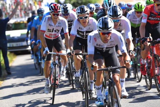"""Tour de France 2018: Froome thu ngắn cách biệt, thảnh thơi chờ """"bùng nổ"""" ảnh 2"""