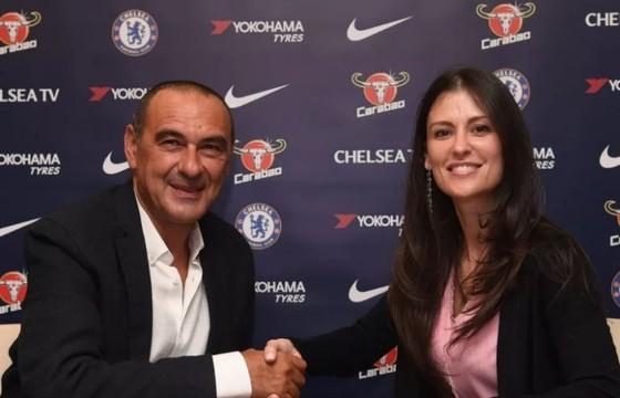 Chelsea bổ nhiệm Sarri làm HLV trưởng: Đối mặt với thách thức ảnh 1