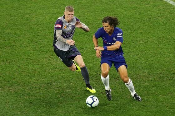 """Thắng Perth 1-0: Chelsea phiên bản """"người lạ ơi"""" ảnh 4"""