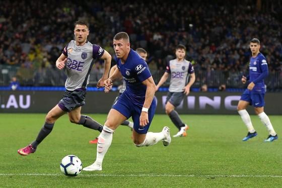 """Thắng Perth 1-0: Chelsea phiên bản """"người lạ ơi"""" ảnh 2"""