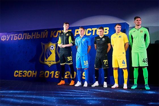 Các CLB Nga công bố đồng phục mới tham dự RFPL ảnh 9