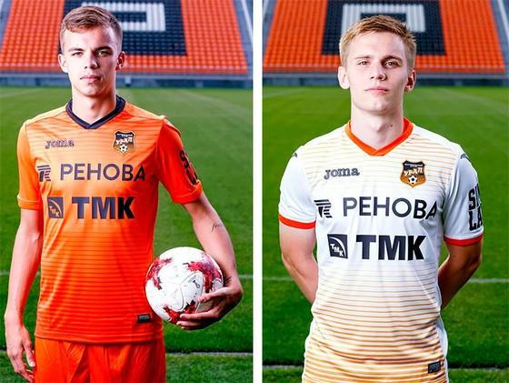 Các CLB Nga công bố đồng phục mới tham dự RFPL ảnh 10
