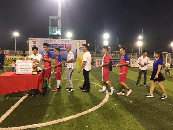 Gần 200 triệu đồng từ giải đấu thiện nguyện ủng hộ nạn nhân ở Quảng Nam ảnh 2