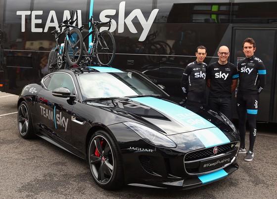 Xe đạp: Brailsford muốn Áo vàng Thomas ở lại với Sky ảnh 1