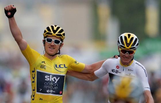 Xe đạp: Brailsford muốn Áo vàng Thomas ở lại với Sky ảnh 2