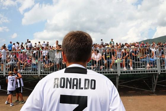 Chọc thủng lưới Juventus, Ronaldo ghi bàn đầu tiên cho… Juventus ảnh 7