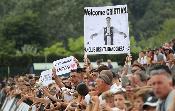 Chọc thủng lưới Juventus, Ronaldo ghi bàn đầu tiên cho… Juventus ảnh 10