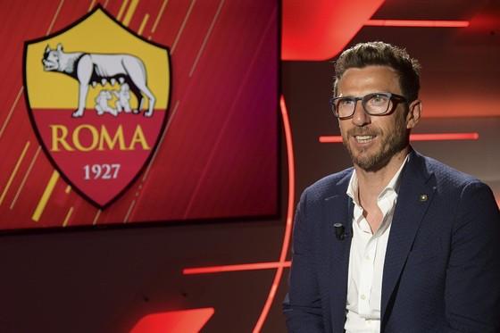 Di Francesco đã có một mùa giải đầu tiên vô cùng thành công với Roma