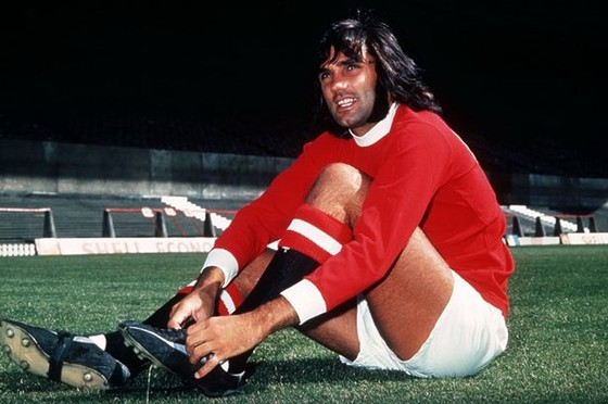 George Best rất trân trọng những kỷ vật trong sự nghiệp của mình