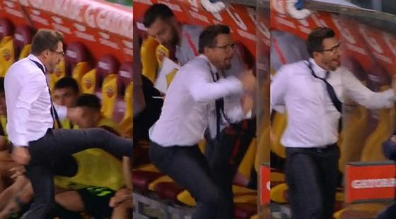 BÊN LỀ: Thắng play-off Champions League, cầu thủ bị CĐV… lột sạch quần áo ảnh 4