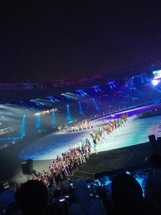 Lễ bế mạc Asiad 2018: Ngập tràn sắc màu về một châu Á đoàn kết và thống nhất ảnh 4