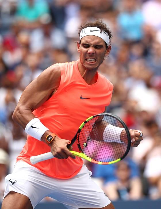 US Open 2018: Del Potro và Nadal thẳng tiến tứ kết ảnh 1