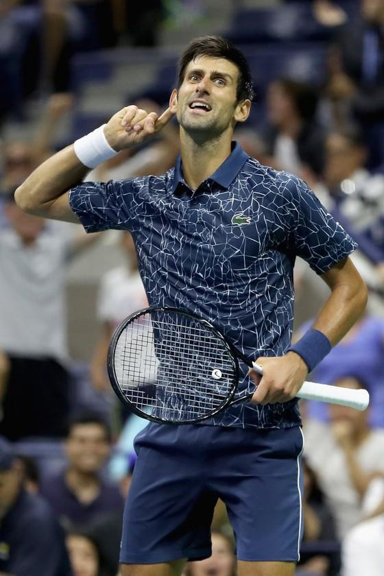 US Open 2018: Federer, Sharapova đồng loạt bị loại – không có tứ kết Djokovic và Federer ảnh 1