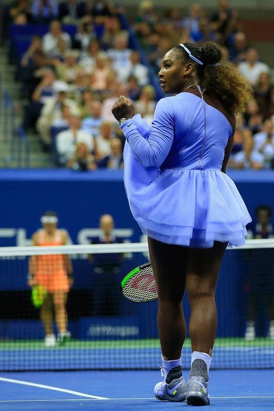 """US Open 2018: Cứu 13/13 break-point, """"nhi nữ Nhật Bản"""" hẹn Serena ở chung kết ảnh 2"""