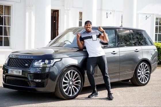 Quyền Anh: Joshua bị mất trộm chiếc Range Rover phiên bản đặc biệt ảnh 1