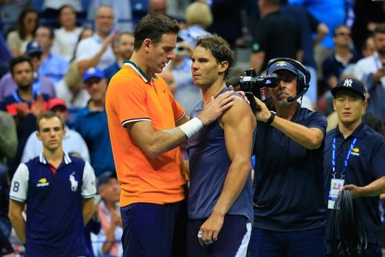 US Open 2018: Nadal bỏ cuộc, Del Potro vào chung kết với Djokovic ảnh 2