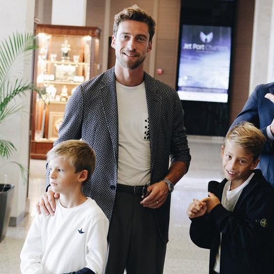 Claudio Marchisio ở Zenit: Khoác áo số 10 vì… Del Piero ảnh 2