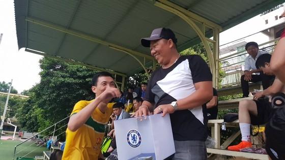 Đá Không Đánh FC hòa Chelsea SG All Stars 4-4 trong trận cầu thiện nguyện ảnh 3