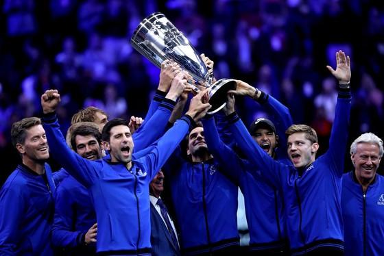 Laver Cup 2018: Tuyển châu Âu bảo vệ thành công ngôi vô địch ảnh 1
