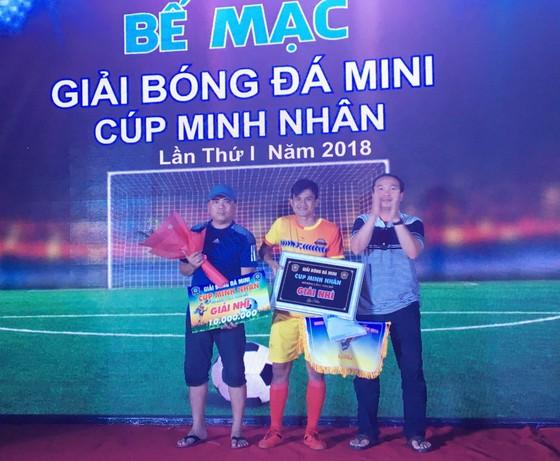 Vắng Vua phủi Capdervilar, Phước Lộc FC vẫn vô địch Cúp Minh Nhân  ảnh 1
