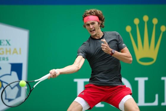 """Shanghai Masters 2018: Federer và Djokovic vào bán kết, đối mặt với """"lứa thế hệ kế tiếp"""" ảnh 3"""