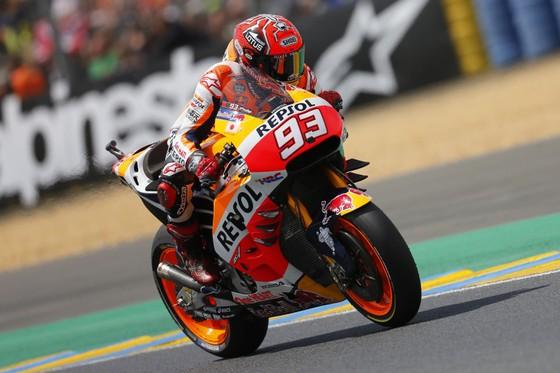 Marc Marquez ở Australia Grand Prix 2017