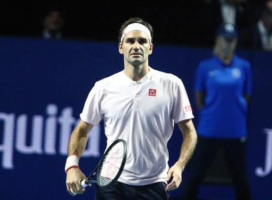 Roger Federer là một thương hiệu của ATP World Tour và ở Swiss Indoors