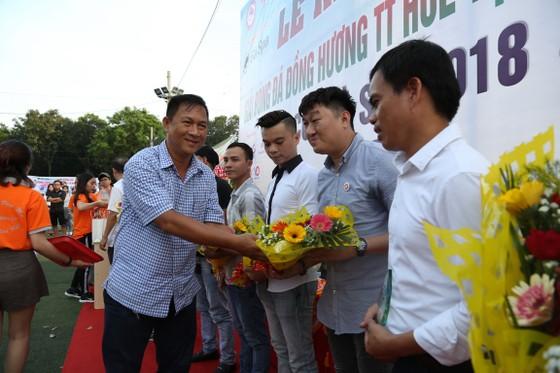 Coach Trung Núi và dàn sao phủi hội tụ ở Giải đồng hương Huế ảnh 1