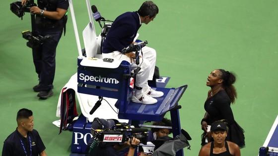 Nhịp điệu WTA Tour: Serena bị phạt 17 ngàn USD vì lỗi phản ứng ở US Open ảnh 1