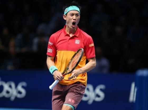 ATP World Tour Finals 2018: Federer thất thủ trước Nishikori lần đầu tiên sau 4 năm ảnh 2