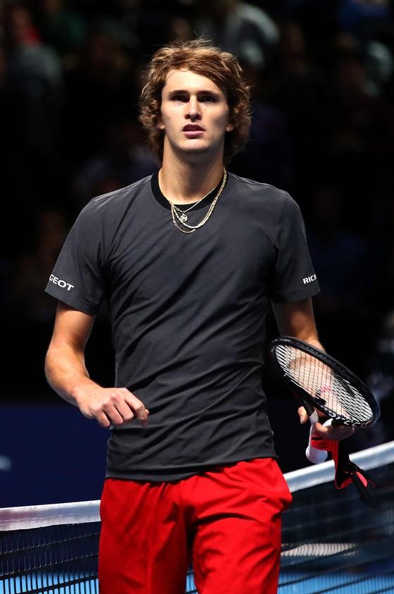 ATP Finals 2018: Thắng 2/3 số game đấu, Djokovic sớm vào bán kết ảnh 1