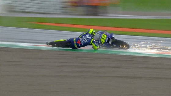 Đua xe mô tô: Dovizioso giành chiến thắng danh dự, Marquez chính thức đăng quang ảnh 3