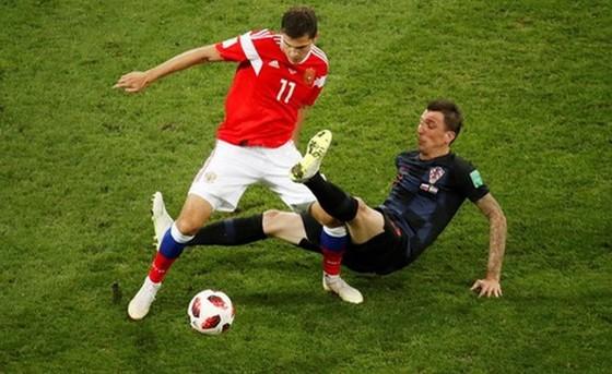 2018年世足盃賽四分之一決賽 ảnh 1