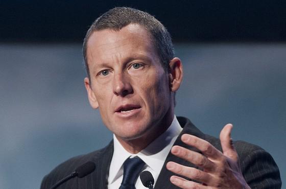 Lance Armstrong trong chương trình của CNBC