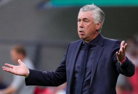HLV Carlo Ancelotti. Ảnh: Getty Images