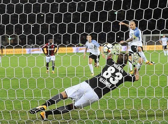 Serie A, vòng 5: Inter Milan suýt thua trên sân Bologna ảnh 1