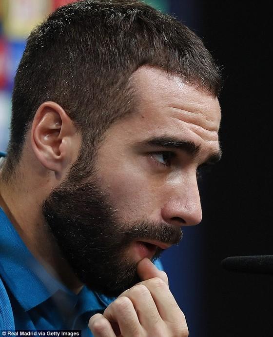 Real Madrid lo sốt vó nguy cơ Dani Carvajal đau tim ảnh 1
