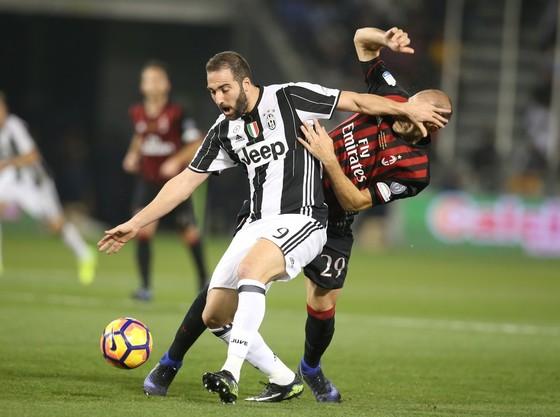 Serie A, vòng 11: Milan quyết chiến Lão Phu nhân ảnh 1