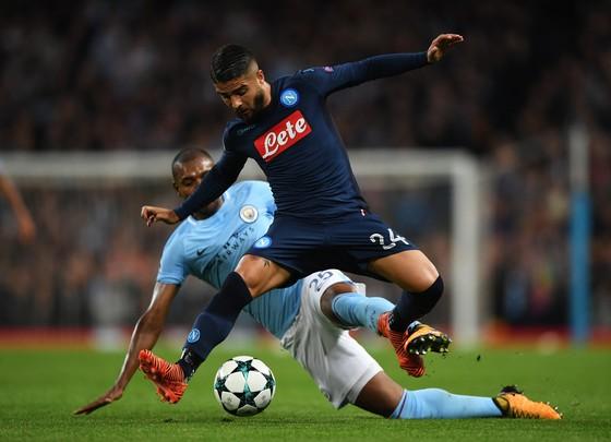 San Paolo có thể giúp Napoli đánh bại Man.City ảnh 1