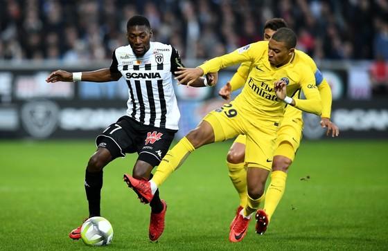 Vòng 12, Ligue 1: Vắng Neymar, PSG vẫn ghi chiến thắng 5 sao ảnh 1