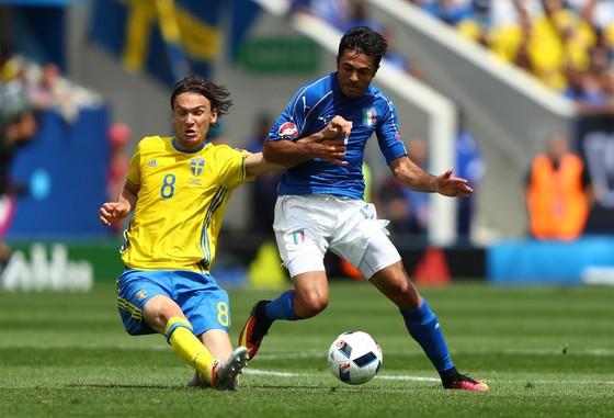 Play-off World Cup 2018: Thụy Điển tin có thể đánh bại Italia! ảnh 1