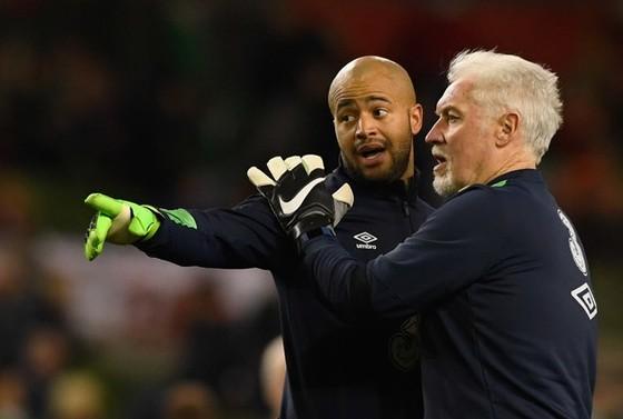 Play-off World Cup 2018: Người hùng Randolph giúp Ailen cầm chân Đan Mạch ảnh 2