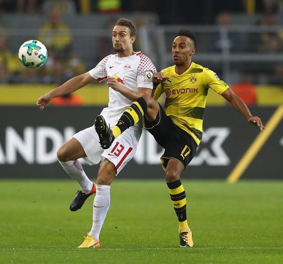 Pierre-Emerick Aubameyang đã khô hạn bàn thắng trong 478 phút trên sân. Ảnh: Getty Images.