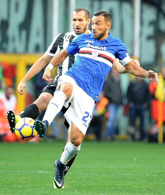 Serie A: Juventus thất thủ tại Sampdoria ảnh 1