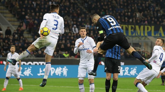 Serie A: Inter qua qua mặt Juve chiếm ngôi nhì bảng ảnh 1