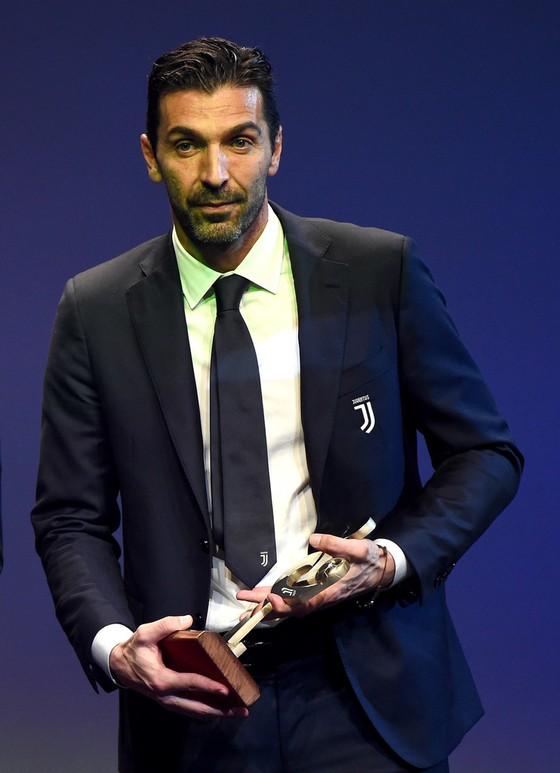 World Cup 2018: Buffon có thể trở lại tuyển Italia ảnh 1