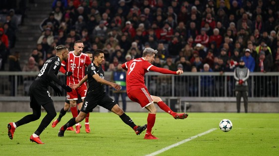 Champions League: Bayern rửa mối nhục Paris Saint Germain. ảnh 1